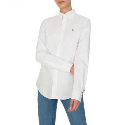 White Kendal Shirt