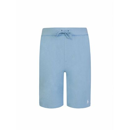 Kids Blue Cotton Shorts