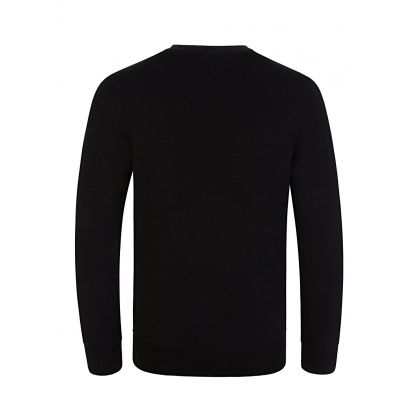 Kids Black Couture! Logo Sweatshirt
