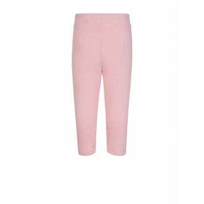 Kids Pink  Bear Logo Sweatpants