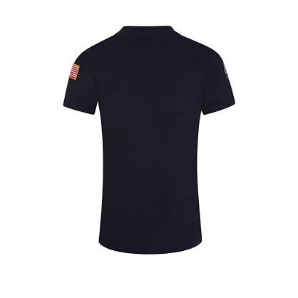 Kids Navy NASA T-Shirt