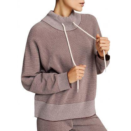 Brown Knit Maceo Sweatshirt 2.0