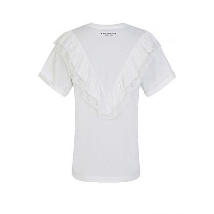 Di Lorenzo Serafini White T-Shirt