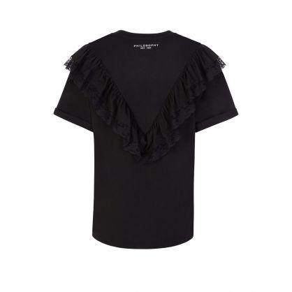 Di Lorenzo Serafini Black T-Shirt