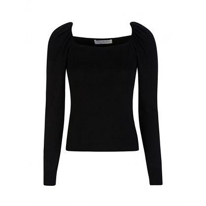 Di Lorenzo Serafini Black Sweater