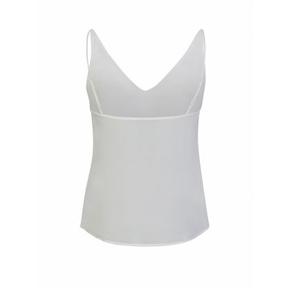 White Lucy Cami Top