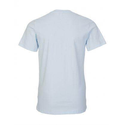 Sky Blue Tiger T-Shirt