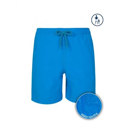 Junior Blue Water Active Shark Swim Shorts
