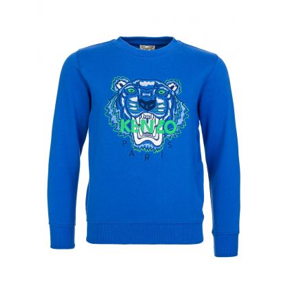 Blue Tiger Jumper