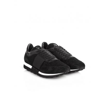 Black Louise Trainers