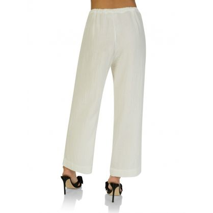 Cream Sidney Trousers