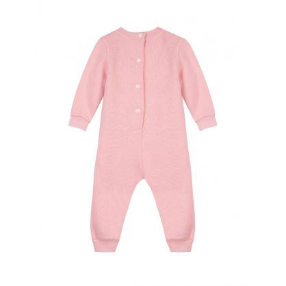 Baby  Pink Tiger Baby-Grow