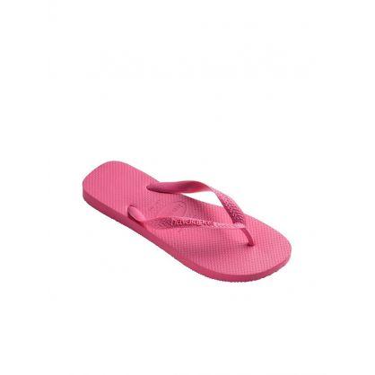 Hot Pink Flip-Flops