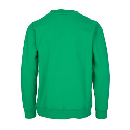 Green Tiger Sweatshirt