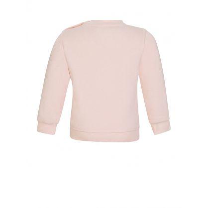 Baby  Pink Tiger Sweatshirt