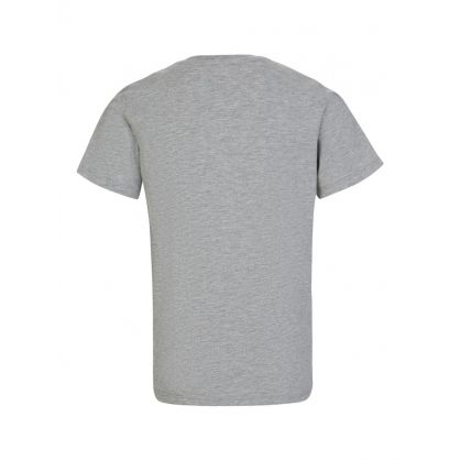Grey Tiger Cap T-Shirt