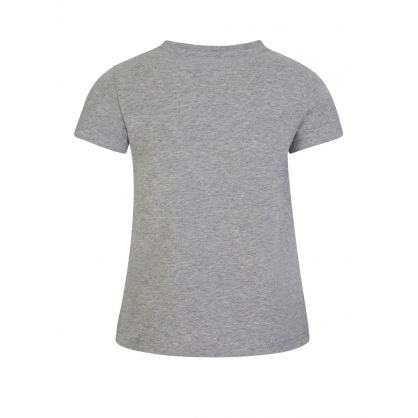Grey Logo T-Shirt