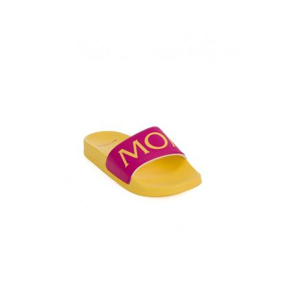 Yellow Sacha Logo Sliders