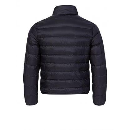 Navy Tarn Puffa Jacket