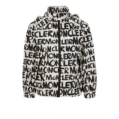 Black/White Hanoi Jacket