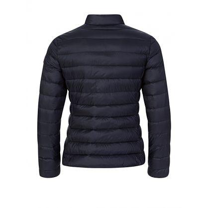 Navy Kaukura Puffer Jacket