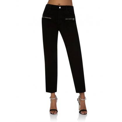 Black Moto Ruby High-Rise Jeans