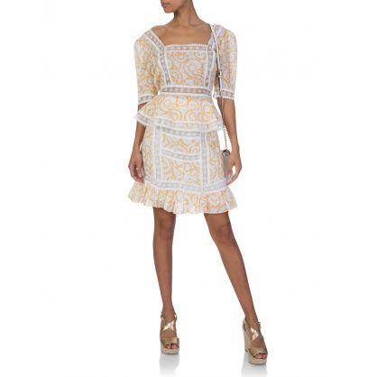 White Marigold Skirt