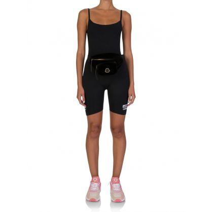 Black Velvet Felicie Belt Bag