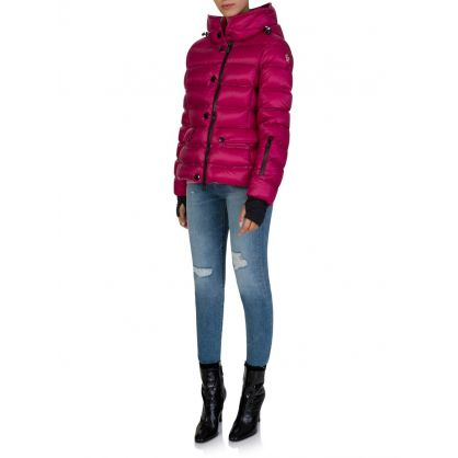 Mauve Armotech Puffa Jacket