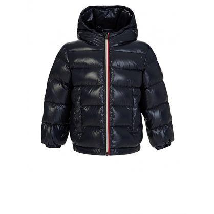 Navy Blue New Aubert Jacket
