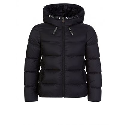 Black Chevril Jacket