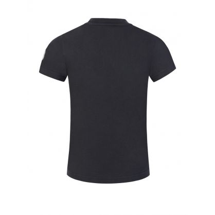 Black Block Logo T-Shirt