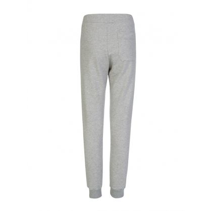 Grey Branded Junior Sweatpants