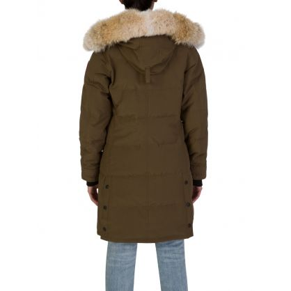 Military Green Shelburne Parka