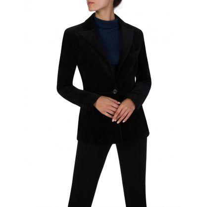 Black Velvet Lyvia Blazer