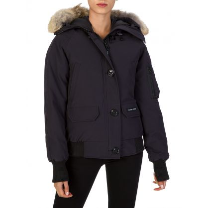 Navy Chilliwack Bomber Jacket