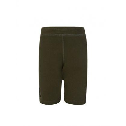 Kids Green Shorts
