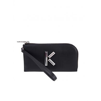 Black K-Bag Purse
