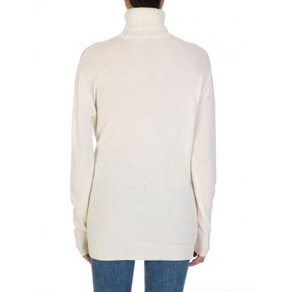 Ivory Pomona Cashmere Jumper