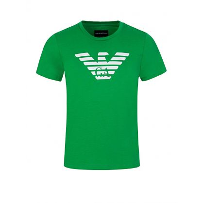 Junior Green Eagle T-Shirt