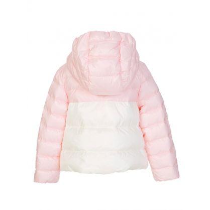 Pink Janina Puffer Jacket