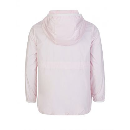 Pink Eau Hooded Jacket