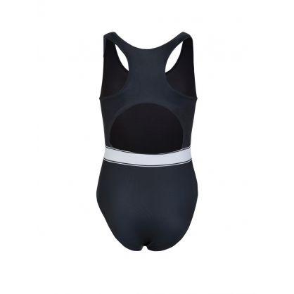 Black Lycra Swimsuit