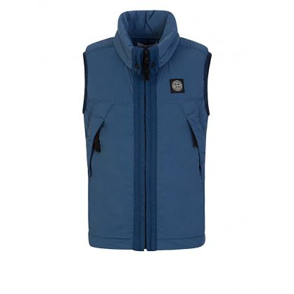 Junior Blue Gilet