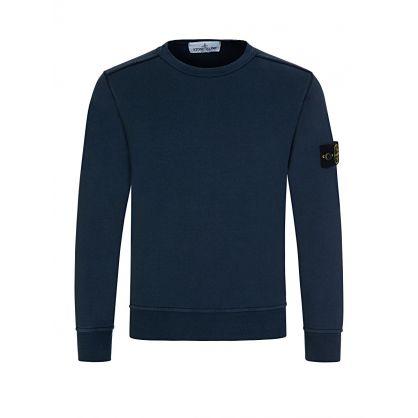 Junior Blue Compass Sweatshirt