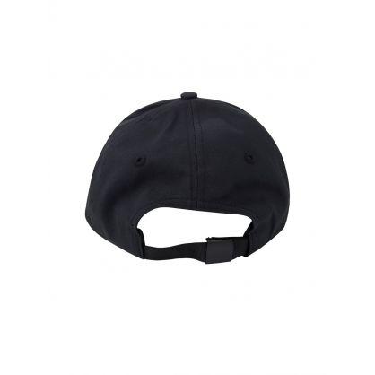 Junior Black Logo Cap