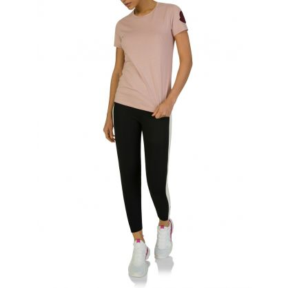 Pink Cotton T-Shirt
