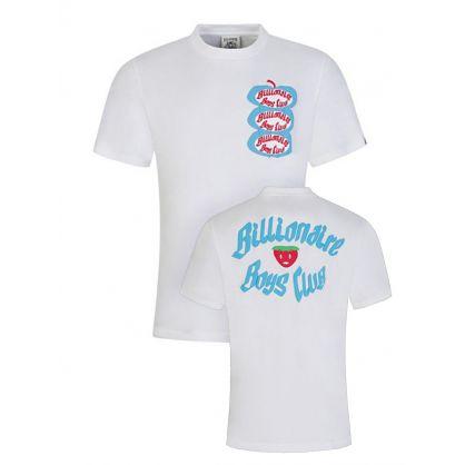 White Apple T-Shirt