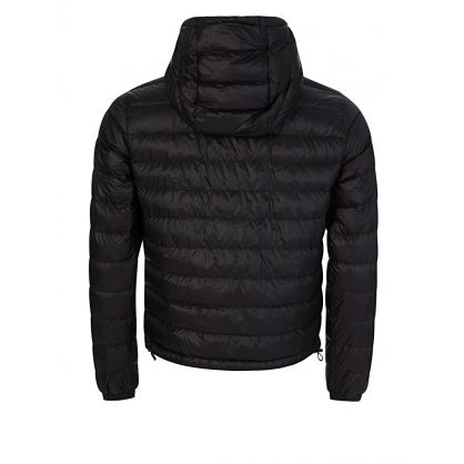 Black Rook Hooded Jacket