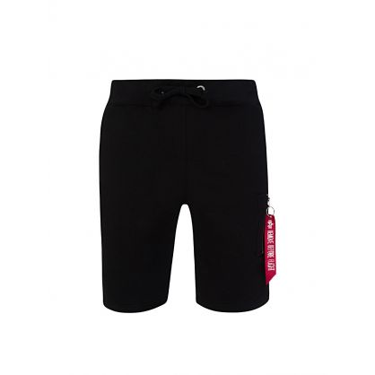Black X-Fit Cargo Shorts